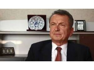 Başkan Kantarcı'dan Şehit Ailesine Başsağlığı