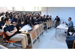 Ümit Uysal'dan Öğrencilere Belediyecilik Dersi