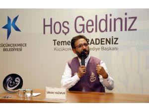 Yazar Sinan Yağmur: ''Mevlana'yı İnsanlar Yanlış Anlıyor''