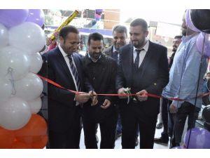 Başkan Toltar İşyeri Açılışını Yaptı