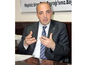 Kastamonu Veteriner Hekimler Odası Başkanı Hacı İbrahim Maşalacı: