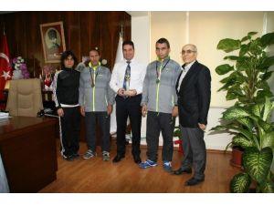Adanalı Özel Sporcular Bowling'de Türkiye İkincisi Oldu
