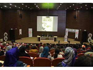 Siirt'te 'Sezai Karakoç Ve Diriliş Nesli' Konulu Panel Düzenlendi