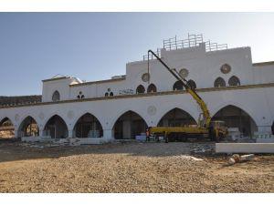 Bilecik Belediyesi Şehirler Arası Otobüs Terminali İnşaatında Son Durum