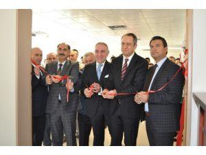 Çerkezköy Meslek Yüksekokulu'na Yeni Kütüphane
