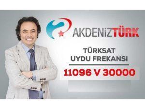 Akdeniztürk TV Yeni Frekansta