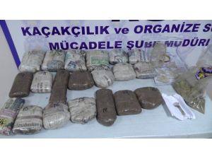 Muş'ta Uyuşturucu Ve Asayiş Operasyonları