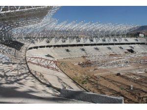Malatya Arena'nın İhale Sözleşmesi 7 Ocak'ta İmzalanacak