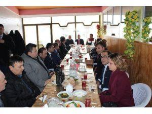 İnönü Belediyesi Kamu Çalışanlarına Yöresel Yemekleri İkram Etti