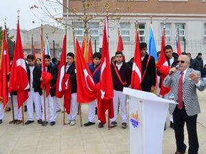 Atatürk'ün Kırşehir'e Gelişinin Yıl Dönümü Anma Programı Düzenlendi
