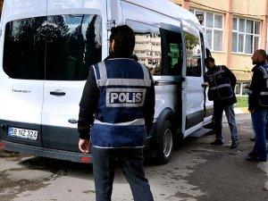 Sivas merkezli FETÖ/PDY operasyonunda 7 gözaltı