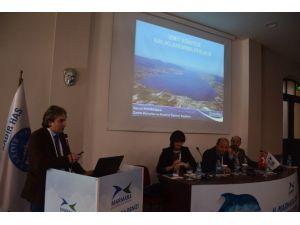 Kocaeli, Marmara Denizi Sempozyumu'nda Tecrübelerini Aktardı
