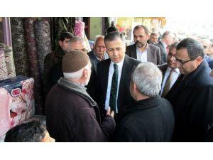 Vali Yerlikaya'dan Nizip'e Ziyaret