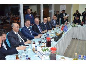 Belediye Başkanları Koordinasyon Toplantısı Gemlik'te Yapıldı