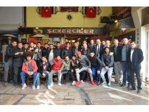 Denizlispor'da Ziyaretler Moralleri Yükseltti