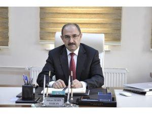 DAP Bölge Kalkınma İdaresi Başkanı Adnan Demir'in Basın Açıklaması