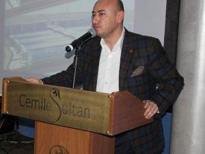 Ayto Başkanı Ülken, İdtm'nin 2016 Yılı Hedeflerini Kamuoyu İle Paylaştı