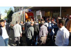 Şanlıurfa'da Balkondan Düşen Çocuk Yere Çakıldı