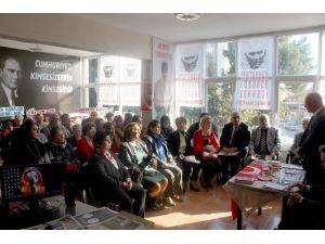 Ceyhan'da Kubilay'ı Anma Etkinliği