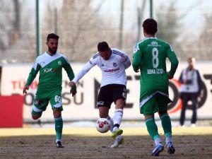 Sivas Belediyespor: 0 - Beşiktaş: 2