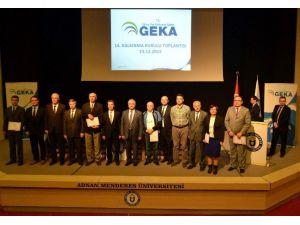 GEKA Kalkınma Kurulu, Aydın'da Toplandı