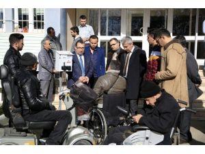 SDÜ Teknoloji Kulübü'nden Engelli Araçlara Şarj İstasyonu