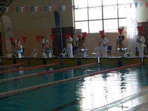 Yalova'da İlk Yüzme Yarışları Yapıldı