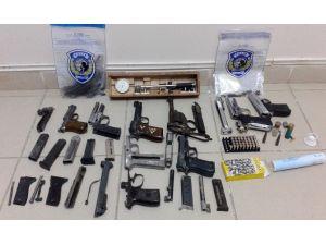 Karaman'da Silah İmalathanesine Operasyon