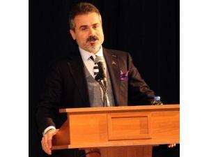 Gençlik Ve Spor Eski Bakanı Suat Kılıç Elazığ'da