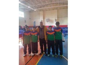 Malatya Takımı, Masa Tenisinde Yarı Finale Çıktı