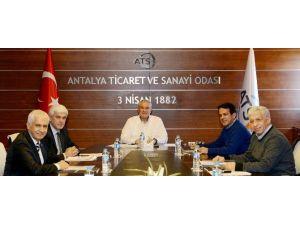 Antalya Tarım Konseyi Bakan Çelik'le Buluşacak