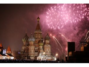 Kızıl Meydan kapalı, Ruslar yeni yılı evde karşılayacak