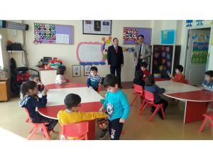 'Eğitimde başarı ilk basamak olan anaokulu ile başlar'