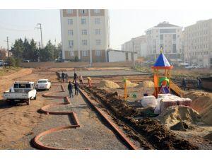 Çorlu'da bir park daha hizmete giriyor