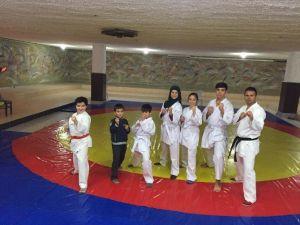 Karate Kursu İlgi Görüyor