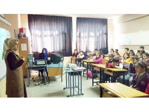 Besni İlçe Ziraat Odası, Öğrencilere Eğitim Verdi