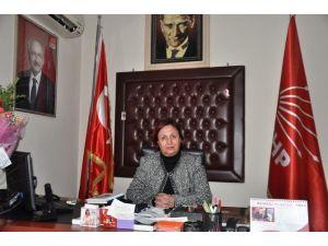CHP Ödemiş İsmet İnönü'yü Ölüm Yıl Dönümünde Andı