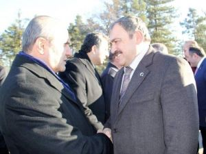 Taşköprü Belediye Başkanı Hüseyin Arslan: