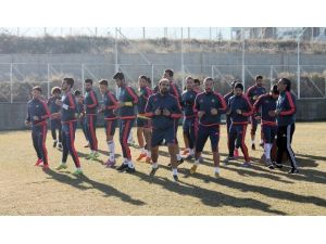 Yeni Malatyaspor İlk Yarının Son Maçında Boluspor İle Karşılaşacak