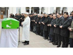 Kuyumcular Odası Başkanı Ulusoy Son Yolculuğuna Uğurlandı