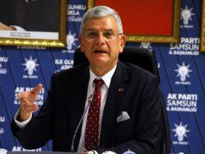 """Bakan Bozkır: """"Türkiye Cumhuriyet Tarihinin En Güçlü Noktasına Ulaştı"""""""