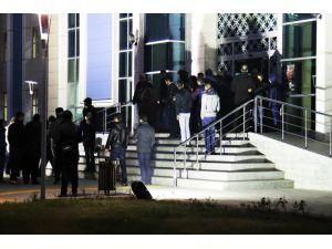 Kırşehir olaylarında 7 tutuklu tahliye edildi