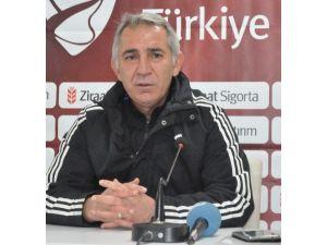 Nazilli Belediyespor'un Teknik Patronu Mücadeleden Memnun