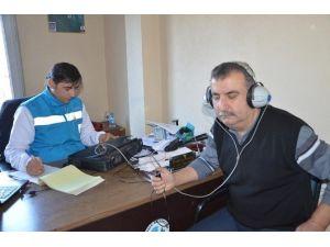 Kozlu Belediyesi İşçileri Sağlık Taramasından Geçti
