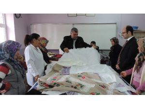 Cihanbeyli'de Unutulan Motifler Yeniden Değerlendiriliyor