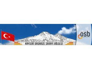 Kayseri Organize Sanayi Bölgesi'nin Logosu Değişti