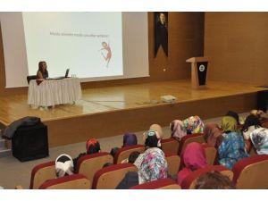 Dilovası Annelerine Bilgilendirme Konferansı