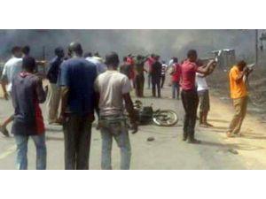 Nijerya'da Tanker Patladı: En Az 100 Ölü