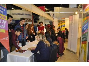 Maltepe Üniversitesi Educaturk'te Öğrencilerle Buluştu
