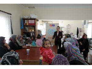 Kadın ve çocuklara psikolojik ve hukuksal yardım sağlanıyor